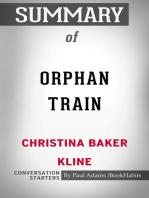 Summary of Orphan Train