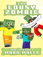 The Lousy Zombie, Book 2 and Book 3