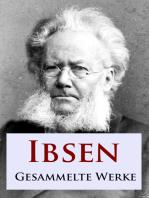 Ibsen - Gesammelte Werke