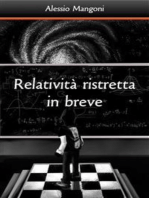 Relatività ristretta in breve
