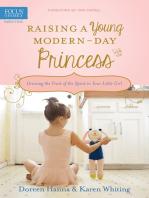 Raising a Young Modern-Day Princess