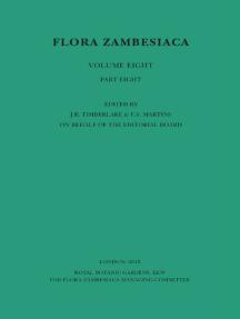 Flora Zambesiaca Volume 8 Part 8: Labiatae, Pogostemonoideae to Nepetoideae Tribe Mentheae