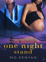 One Night Stand: The New Yorker, #3