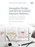 Navigation Design and SEO for Content-Intensive Websites