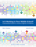 Is It Working in Your Middle School?