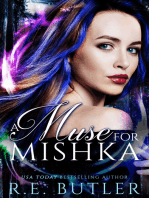 A Muse for Mishka (Wiccan-Were-Bear #12)