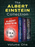 The Albert Einstein Collection Volume One