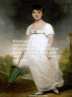 Jane Austen, Her Life and Letters - A Family Record