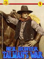 Talman's War (A Piccadilly Publishing Western #9)