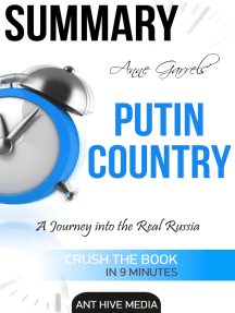Anne Garrels' Putin Country: A Journey into The Real Russia | Summary