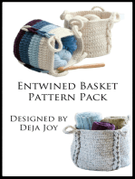 Entwined Basket Pattern Pack