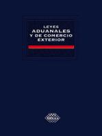 Leyes aduanales y de comercio exterior 2016
