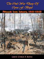 The Civil War Diary Of Cyrus F. Boyd, Fifteenth Iowa Infantry, 1861-1863 [Illustrated Edition]