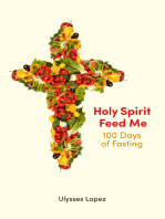 Holy Spirit Feed Me