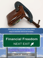 Why You Are Not Rich Yet Follow These Steps To Become Rich and Out Of Debts.