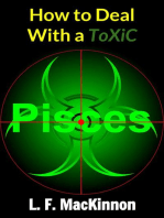How To Deal With A Toxic Pisces