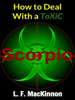 How To Deal With A Toxic Scorpio