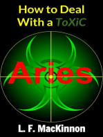 How To Deal With A Toxic Aries
