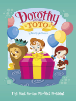 Dorothy and Toto The Hunt for the Perfect Present