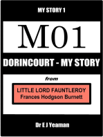 Dorincourt - My Story (from Little Lord Fauntleroy)