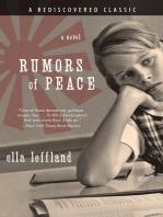Rumors of Peace