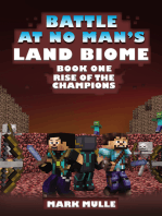 The Battle at No- Man's Land Biome, Book 1