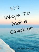 100 Ways To Make Chicken