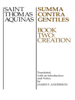 Summa Contra Gentiles, 2