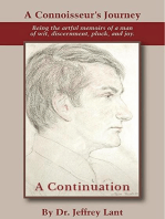 A Connoisseur's Journey