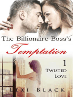 The Billionaire Boss's Temptation 1