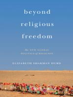 Beyond Religious Freedom