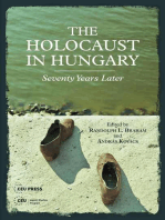 The Holocaust in Hungary
