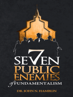 Seven Public Enemies of Fundamentalism