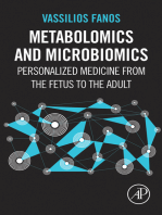 Metabolomics and Microbiomics: Personalized Medicine from the Fetus to the Adult