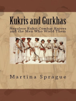 Kukris and Gurkhas