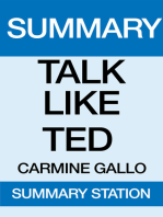 Talk Like TED Summary