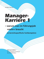 Manager-Karriere 1