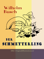 Der Schmetterling (Mit Originalillustrationen)