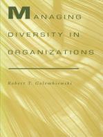Managing Diversity in Organizations
