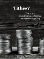 Tithes?