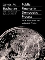 Public Finance in Democratic Process