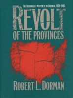Revolt of the Provinces