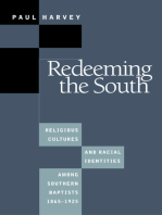 Redeeming the South
