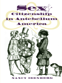 Sex and Citizenship in Antebellum America