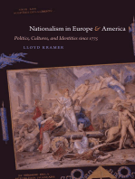 Nationalism in Europe and America
