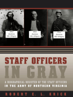 Staff Officers in Gray