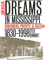 American Dreams in Mississippi