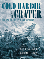 Cold Harbor to the Crater