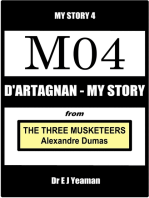 D'Artagnan - My Story (from The Three Musketeers)