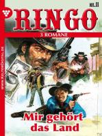 Ringo 3 Romane Nr. 11 – Western